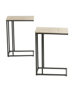 Set Of 2 C Tables