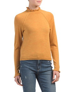 Needle And Thread Wool Pullover Sweater