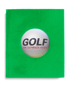 Golf The Ultimate Guide Book