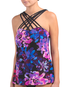 Divine Morgan Tankini Top