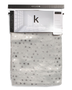 38x84 Set Of 2 Dot Blackout Curtains