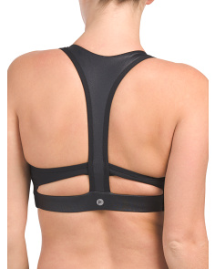 Cire Cut Out Bra Top