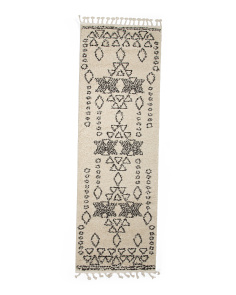 Made In Turkey 2x8 Moroccan Tribal Runner