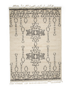 Made In Turkey Moroccan Tribal Area Rug
