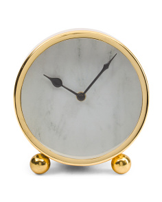 Made In India Decorative Table Clock