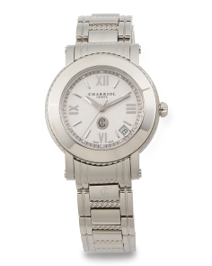 Women's Swiss Made Parisii Bracelet Watch