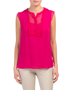 Scarla Silk Blouse