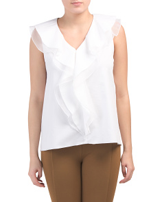 Zavanna Slim Blouse