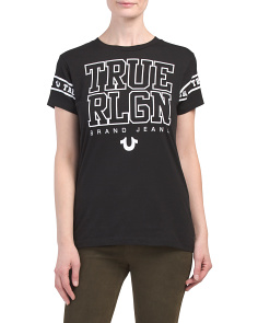 True Pride Crew Neck Tee