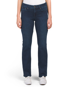 Barbara Embroidered Pocket Bootcut Jeans