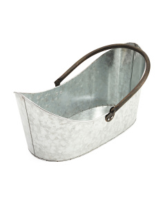 Medium Aluminum Basket