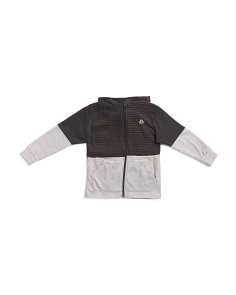 Big Boys Active Zip Hoodie