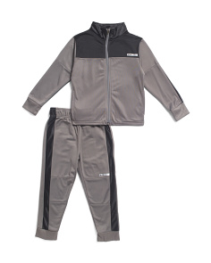 Little Boys 2pc Tricot Track Suit