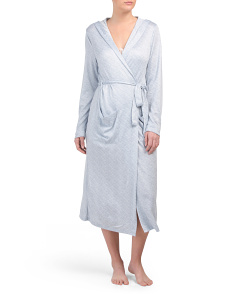 Hooded Long Whisper Robe