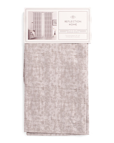 38x96 Set Of 2 Metallic Willa Curtains