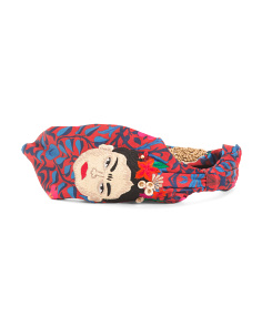 Made In India Frida Kahlo Headband