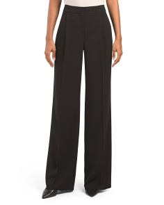 Classic Stretch Cady Trouser Pants