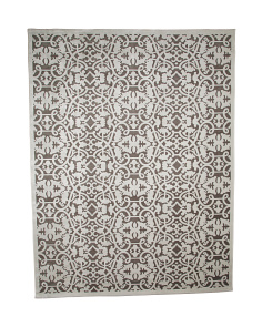 Made In Turkey 8x10 Transitional Area Rug