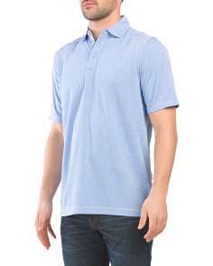 Short Sleeve Soft Touch Polo