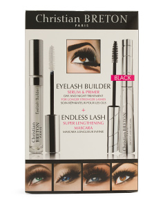 Mascara And Eye Lash Builder Kit
