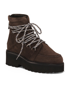 Made In Spain Hiker Booties