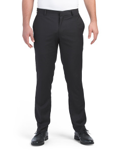 Ultra Slim Flex Fit City Trousers