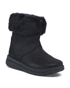Cold Weather Comfort Boots