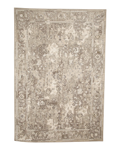 Made In Belgium 5x7 Transitional Area Rug