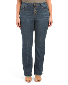 Plus Ultra High Rise Flare Jeans