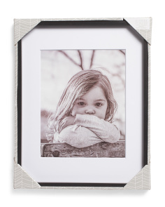 11x14 Narrow Matted Gallery Wall Frame