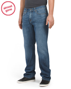Austyn Relaxed Straight Jeans