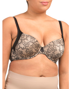 Love My Curves Underwire Bra