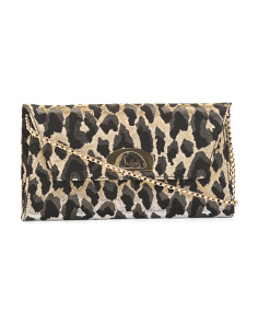 Made In Italy Vero Dodat Clutch With Chain