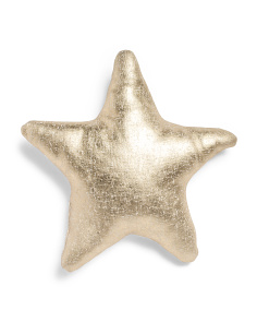 Made In India 20x20 Star Pillow