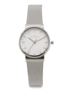 Women's Ancher Petite Mesh Strap Watch