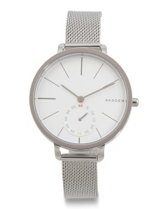 Women's Hagen Sub Second Time Mesh Strap Watch
