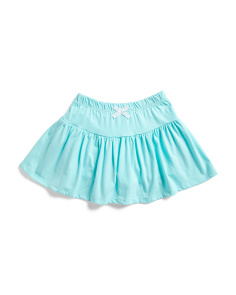 Little Girls Jersey Skort