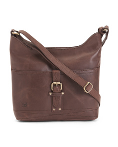 Leather Ebersol Crossbody