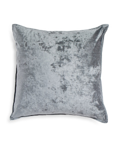 20x20 Iliana Velvet Pillow