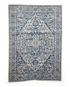 Made In Turkey 5x7 Traditional Area Rug