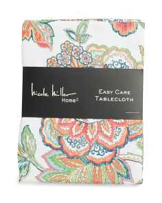 Oakley Jacobean Tablecloth