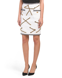 Made In Italy Couture Skirt