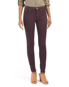 Natalie Mid Rise Ankle Jeans