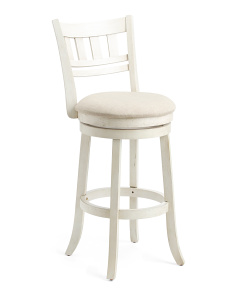 30in Swivel Bar Stool
