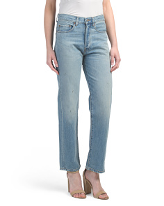 Made In Usa Boyfriend Jeans
