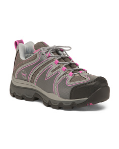 Wide Lace Up Trail Shoes