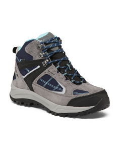 Suede Waterproof Hiking Boots