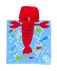Lobster Boy Beach Towel