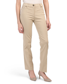 Petite New Millennium Slim Leg Pants