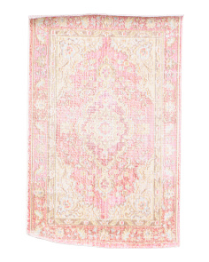 Made In Turkey 2x3 Medallion Scatter Rug